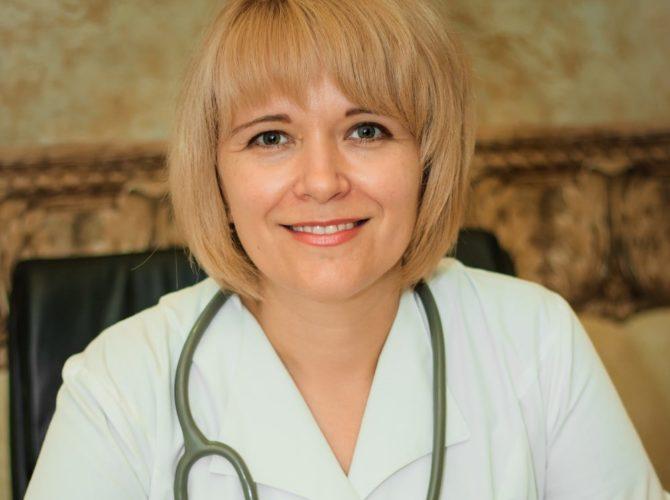 лікар-терапевт